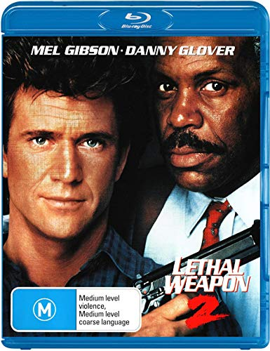 mel gibson danny glover - Lethal Weapon 2 (1 Blu-ray) (Blu-ray-lethal Weapon)