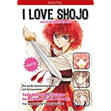 I love Shojo Magazin #8: August bis November 2016 (German Edition)
