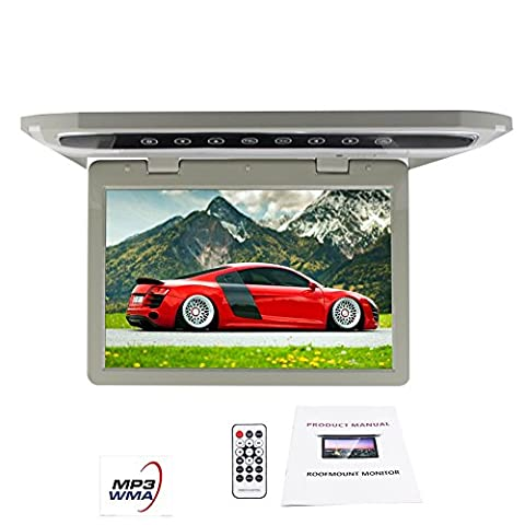 2016 New 12inch Car auto digital 180¡ã Swivel screen overhead