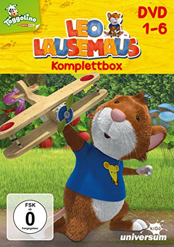 Staffel 1 Komplettbox (6 DVDs)