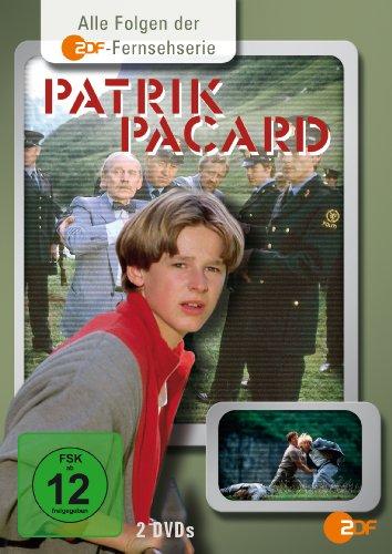 Bild von Patrik Pacard - Die komplette Serie (2 DVDs)
