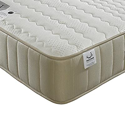 Happy Beds Flex Bonnell Spring Orthopaedic Memory Foam Mattress - low-cost UK light store.
