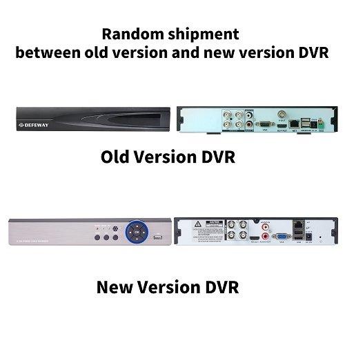 DEFEWAY-Kit-de-Cmaras-de-Vigilancia-Seguridad-4CH-1080N-DVR-Con-4-x-720P-Con-Camaras-IR-Cut-HDMI-24-LEDs-1TB-Disco-Duro-de-vigilancia-441TB