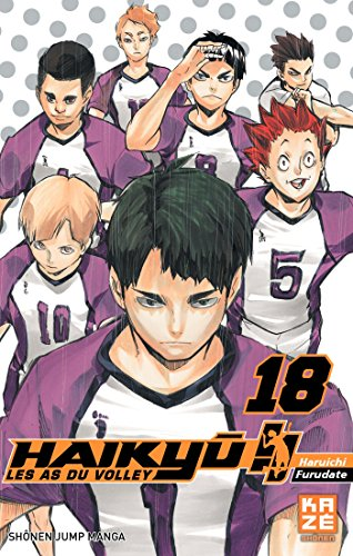 Haikyu !! - Les As du volley T18 par Furudate Haruichi