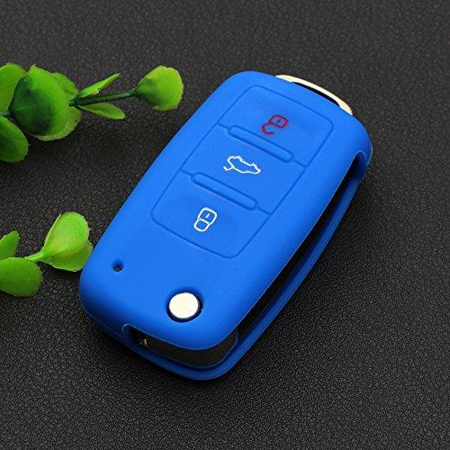 9-moonr-soft-silicone-3-button-remote-flip-key-shell-casedark-blue-fit-golf-passat-bora-new-beetle-s
