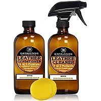 Dirtbusters - Detergente e balsamo per pelle, con trattamento deodorante