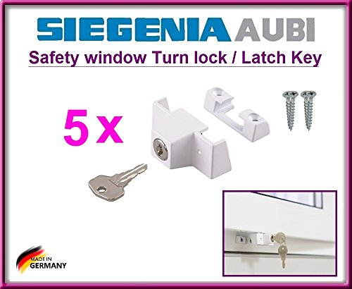 5-x-siegenia-880906-serrature-di-sicurezza-chiavi-fermo-5-pezzi-di-top-serrature-di-sicurezza-di-qua