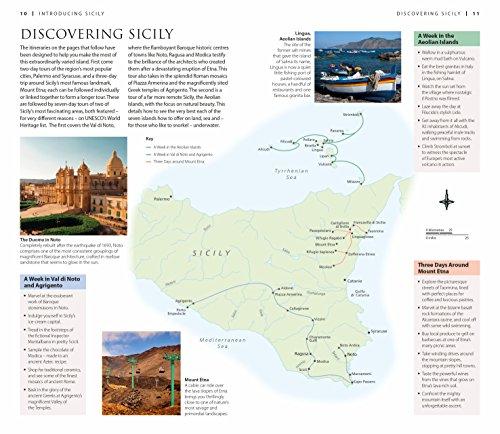 Zoom IMG-2 dk eyewitness travel guide sicily