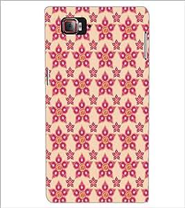 LENNOVO VIBE Z2 PRO K920 FLOWER PATTERN Designer Back Cover Case By PRINTSWAG