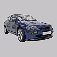 Ford Escort RS Cosworth – Retro ...
