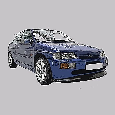 Ford Escort RS Cosworth–Retro Motor Company