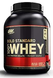 Optimum - Nutrition Protéine - 100% Whey - Gold Standard - Double Chocolat - 2,2 kg