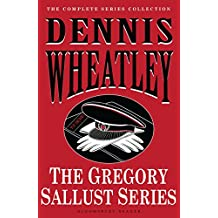 The Gregory Sallust Series