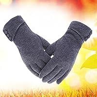TAO Winter Reiten Warme Fleece-Handschuhe Nicht Fallen Samthandschuhe Weibliche Touchscreen-Handschuhe Reithandschuhe Plus Samthandschuhe Zr-