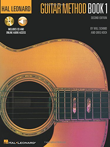 Hal Leonard Guitar Method: Bk. 1 (Hal Leonard Guitar Method Books)
