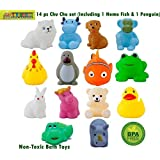 TOY-STATION 14 PC SQUEEZE DOLL SET