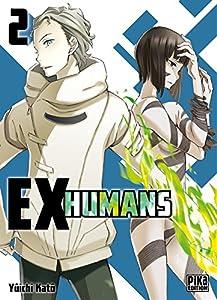 """Afficher """"Ex-humans n° 2"""""""