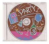 "Geschenkpackung Schokoladen CD ""Party"" 45g"