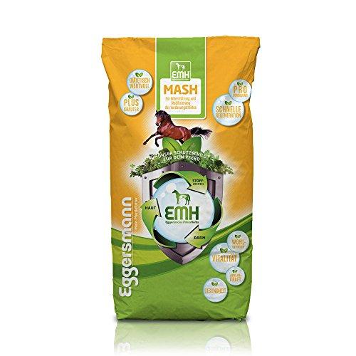 Er Behandlung (Eggersmann EMH Mash, Futter mit appetitanregender Wirkung, zur Unterstützung der Darmflora, 1-er Pack (1 x 15 kg))