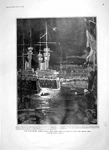 HÔPITAL 1905 FORMIDABLE du CUIRASSÉ JAUREGUIBERRY [Cuisine et Maison]
