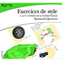 Exercice de style, 2 Audio-CDs