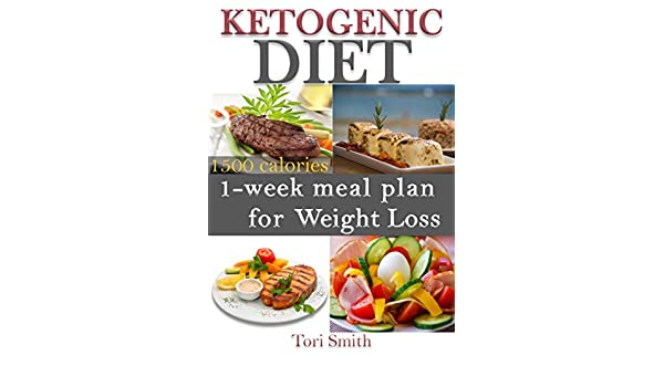 Ketogenic Diet: 1-week meal plan for Weight Loss 1500