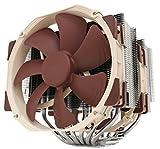 Noctua NH-D15 SE-AM4, Ventirad CPU Format Double Tour pour AMD AM4 (Marron)