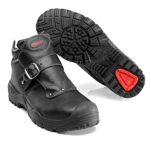 Mascot Boron Sicherheitsstiefel S3 Arbeitsschuhe F0072-911 - Footwear Industry Herren 48 EU Schwarz