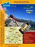 Alpenwelt Wanderkarte Passeiertal