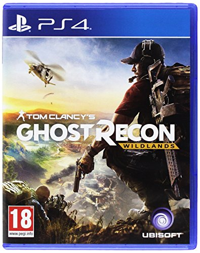 Price comparison product image Tom Clancy's Ghost Recon: Wildlands (PS4)