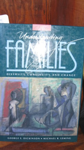 Understanding Families: Diversity, Continuity and Change