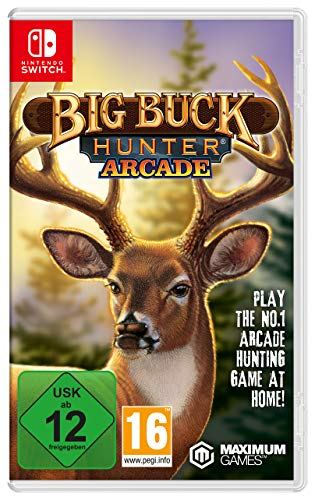 Big Buck Hunter Arcade (English Only) [Nintendo Switch]