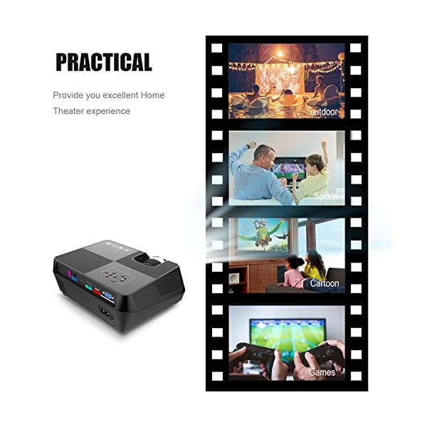 Vidoprojecteur-BeamerKing-Projecteur-de-Cinma--Domicile-Le-Vidoprojecteur-LED-Portable-de-1800-Lumens-Prend-En-Charge-Le-Format-Full-HD-1080P-HDMI-USB-VGA-AV-for-Laptop-iPhone-Andriod-Smartphone-PS4-X