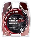Monster Cable EMCP600-I-21 Cavo per Strumenti Musicali, 6.4 m, Nero