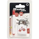 Master Lock Liebesschloss 30 mm inklusive wasserfestem Stift, Type: Love