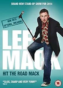 Lee Mack - Hit the Road Mack [DVD] [2014]