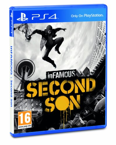 InFAMOUS: Second Son - [Importación Italiana]