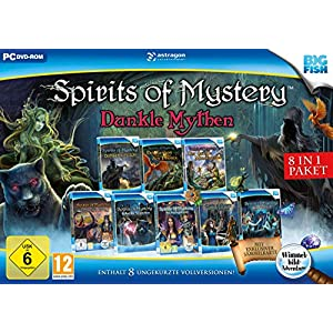 Spirits of Mystery: Dunkle Mythen 8 in 1 Paket – PC [