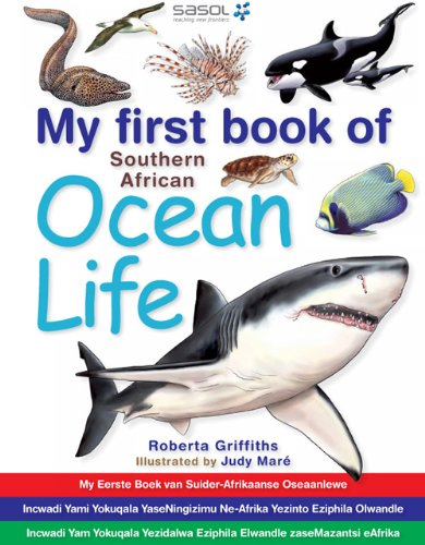 My first book of Southern African Ocean Life (English Edition)