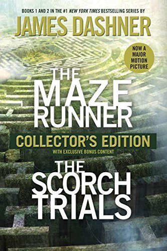 The Maze Runner and The Scorch Trials: The Collector's Edition (Maze Runner, Book One and Book Two) (The Maze Runner Series) by James Dashner (2015-04-14)