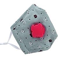 Kids Staubdicht Gesichtsmaske Baumwolle Mundmaske mit verstellbaren Trägern,#11 preisvergleich bei billige-tabletten.eu