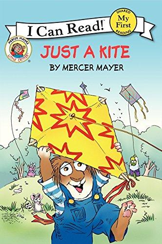 Little Critter: Just A Kite (I Can Read) por Mercer Mayer