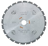 Metabo 628002000 160 x 20 10 WZ HW/CT Circular Saw Blade