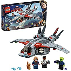 LEGO Marvel Super Heroes 76127 Confidential Multicolore