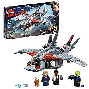 LEGO Super Heroes - Captain Marvel e l'attacco dello Skrull, 76127 5702016369694 LEGO