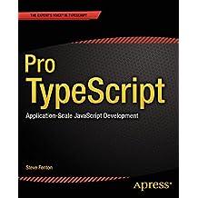 Pro TypeScript: Application-Scale JavaScript Development