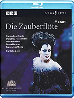 La Flûte enchantée, de Wolfgang Amadeus Mozart (Royal Opera House, Covent Garden 2004) [Blu-ray] [Import anglais] (B00142X56Y) | Amazon Products