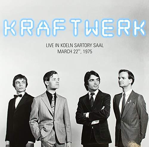 Live in Koeln Satory Saal March 22, 1975
