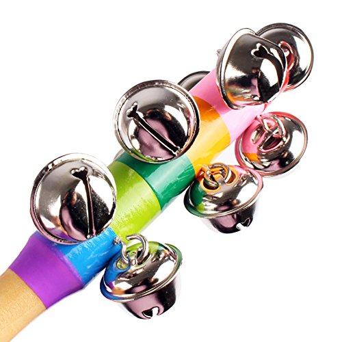 Leisial-Campanas-Juguetes-Sonido-Madera-de-Nios-Arco-Iris-Campanas-de-Mano-Instrumento-Musical-del-Campanilla-Juguete-Sonido-Sonajero-Educativa-para-Beb-1pc