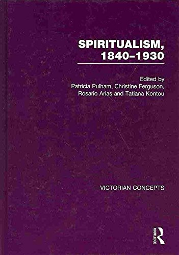 [Spiritualism, 1840-1930 1840-1930] (By: Patricia Pulham) [published: February, 2014]